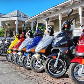 Нужны ли права на мопед (скутер) в 2020 году?