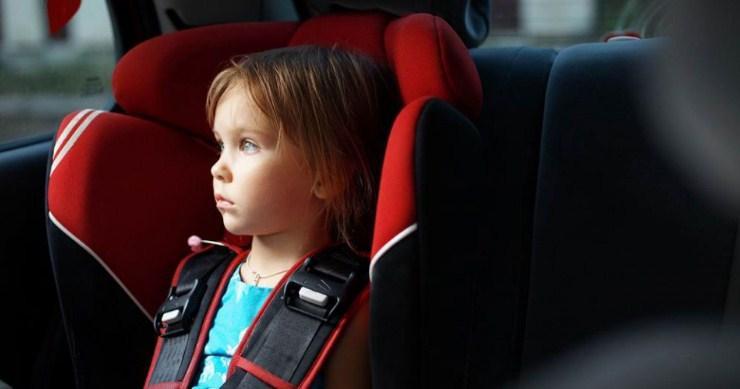 Санкции за оставление ребенка одного в машине