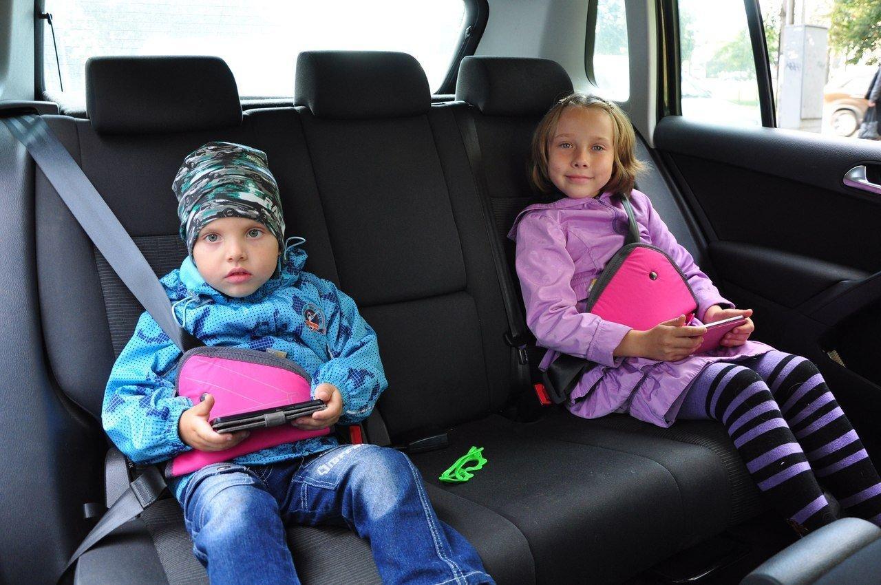 Правила перевозки детей до 12 лет